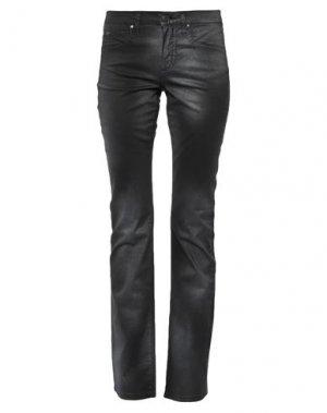 Повседневные брюки ANGELO MARANI. Цвет: стальной серый
