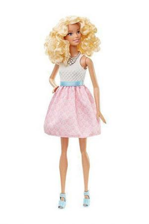 Барби (Модница) Barbie. Цвет: бордовый