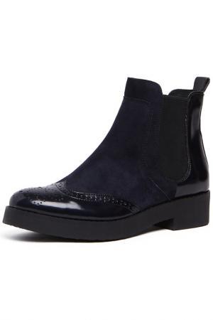 Ботинки BAGATT. Цвет: navy