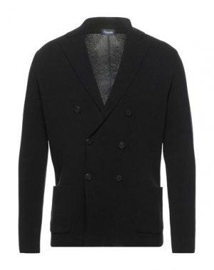 Пиджак DRUMOHR. Цвет: черный