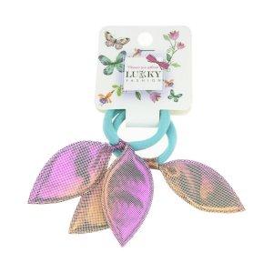 Комплект резинок Блестящий бантик, Lukky Fashion