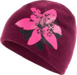 Шапка для девочек Elliya, размер 54 LASSIE. Цвет: розовый