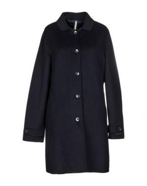 Пальто AT.P.CO. Цвет: темно-фиолетовый