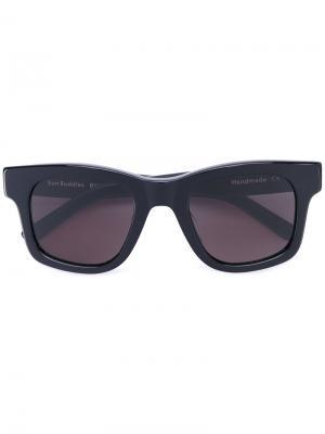Солнцезащитные очки Bibi Sun Buddies. Цвет: чёрный