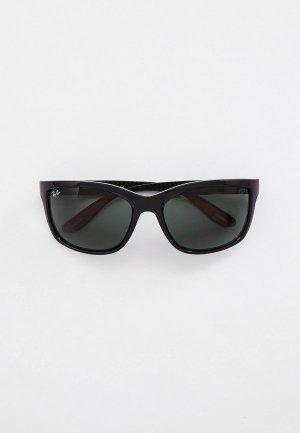 Очки солнцезащитные Ray-Ban® RB8356M F63271. Цвет: черный