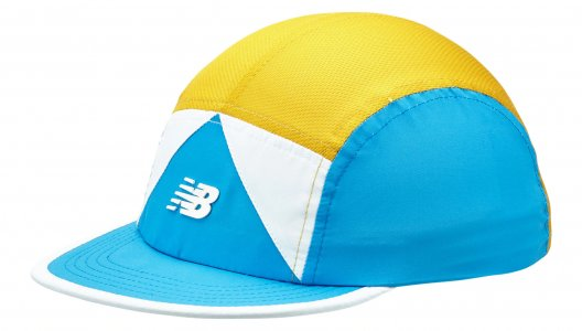 Кепки ARCHIVE HAT New Balance. Цвет: голубой