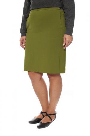 Юбка Luisa Cerano. Цвет: зеленый