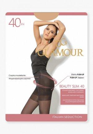 Колготки Glamour Beauty Slim 40 DEN. Цвет: бежевый