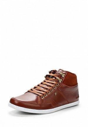 Кроссовки Boxfresh BO543AMCNT16. Цвет: коричневый