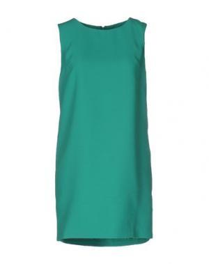 Короткое платье G.SEL. Цвет: зеленый