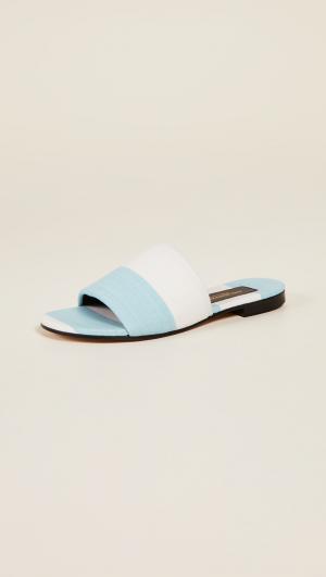 Monaco Slide Sandals Avec Moderation