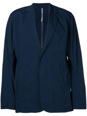 Легкая куртка Arc'teryx Veilance. Цвет: синий