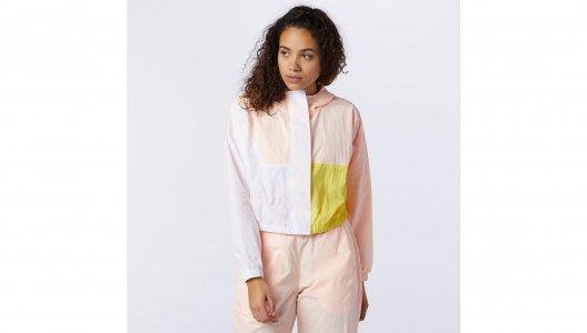 Куртки Sport Style Optiks Jacket New Balance. Цвет: мульти