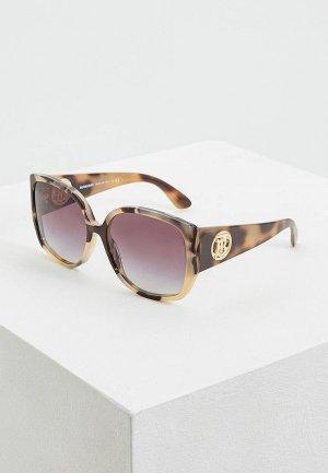 Очки солнцезащитные Burberry BE4290 35013C. Цвет: бежевый