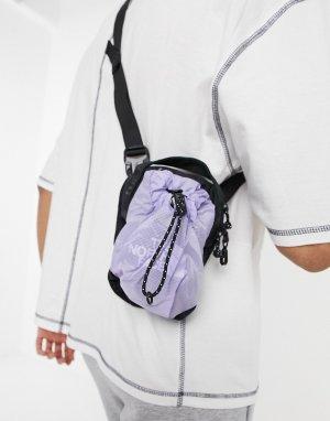 Фиолетовая сумка-кошелек Bozer III-Фиолетовый цвет The North Face