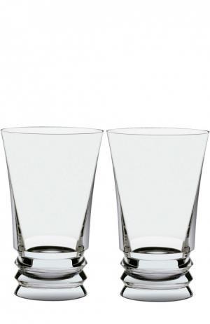Набор из 2-x стаканов для сока Vega Baccarat. Цвет: бесцветный