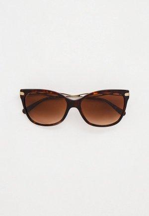 Очки солнцезащитные Coach HC8316 512074. Цвет: коричневый