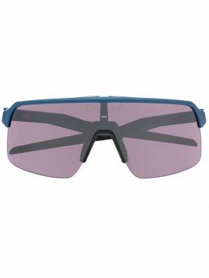 Солнцезащитные очки Sutro Lite Patrick Mahomes II Oakley. Цвет: синий