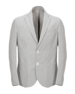 Пиджак MARTIN ZELO. Цвет: светло-серый