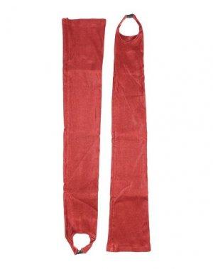 Гетры для ног PAULA KNORR. Цвет: ржаво-коричневый