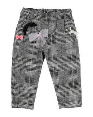 Повседневные брюки LILI GAUFRETTE. Цвет: хаки