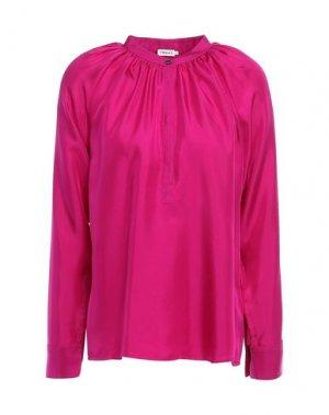 Блузка FILIPPA K. Цвет: розовато-лиловый