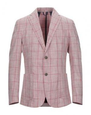 Пиджак MR MASSIMO REBECCHI. Цвет: пастельно-розовый