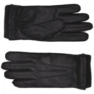 Перчатки Fabi. Цвет: чёрный