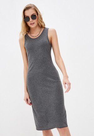 Сорочка ночная Infinity Lingerie. Цвет: серый