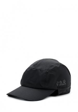 Кепка Jack Wolfskin TEXAPORE WINTER CAP. Цвет: черный
