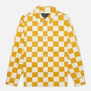Мужская джинсовая куртка Levis Portola Chore Levi's. Цвет: жёлтый