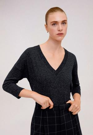 Пуловер Mango - PICEASY6. Цвет: серый