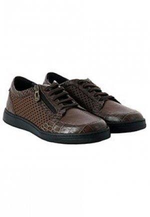 Спортивные ботинки ROBERTO ROSSI. Цвет: коричневый