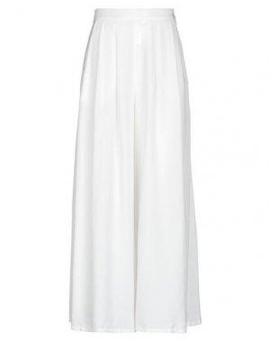 Длинная юбка NOVEMB3R. Цвет: белый