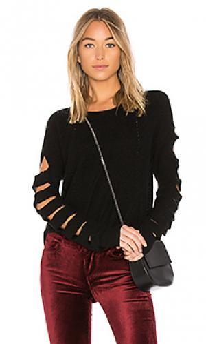 Пуловер с длинным рукавом ryker One Grey Day. Цвет: черный