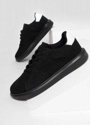 Кроссовки для мальчиков O`Stin. Цвет: черный