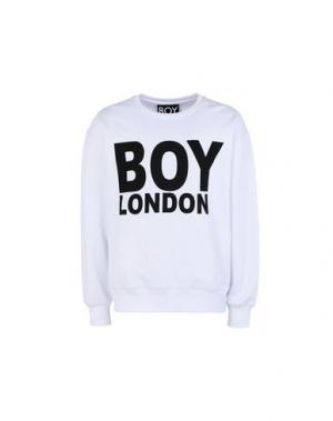 Толстовка BOY LONDON. Цвет: белый