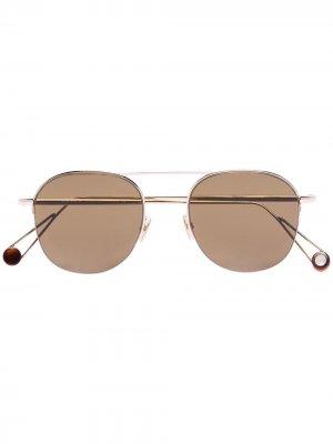 Солнцезащитные очки Saint Sulpice Ahlem. Цвет: коричневый