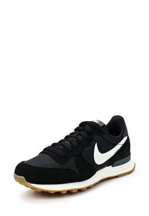 Кроссовки Nike INTERNATIONALIST WOMENS SHOE. Цвет: черный
