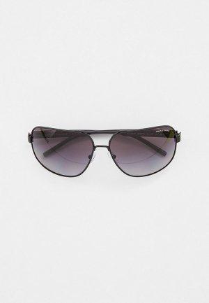 Очки солнцезащитные Armani Exchange AX2030S 6000T3. Цвет: черный