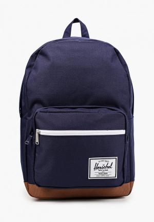 Рюкзак Herschel Supply Co Pop Quiz. Цвет: синий