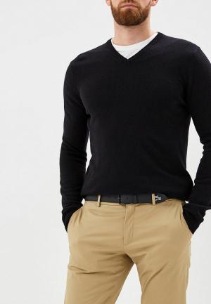 Пуловер United Colors of Benetton. Цвет: черный