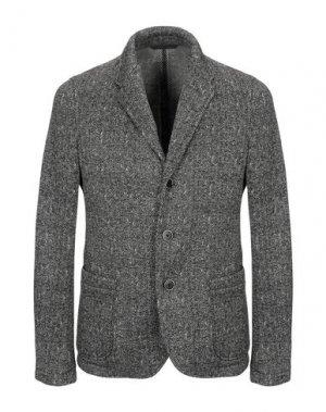 Пиджак WOOLRICH. Цвет: серый