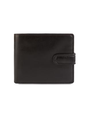 Бумажник TR-35 Visconti. Цвет: черный