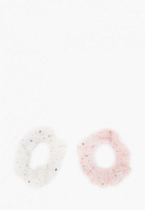 Резинки 2 шт. diva. Цвет: разноцветный