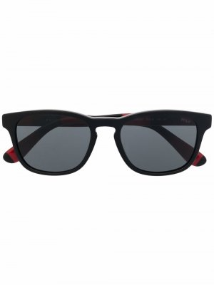 Round frame sunglasses Polo Ralph Lauren. Цвет: черный