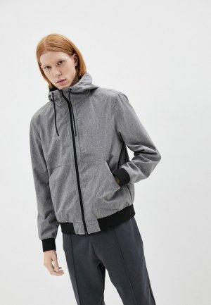Куртка Ostin O'stin. Цвет: серый