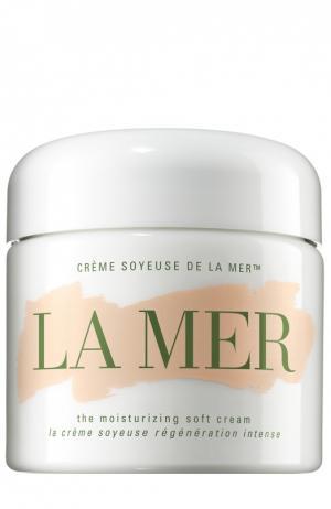 Легкий увлажняющий крем для лица La Mer. Цвет: бесцветный