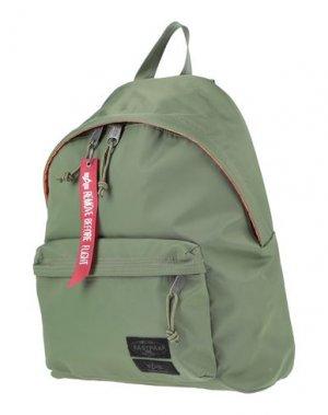 Рюкзаки и сумки на пояс EASTPAK. Цвет: зеленый-милитари