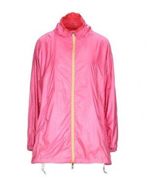 Куртка PEOPLE OF SHIBUYA. Цвет: фуксия